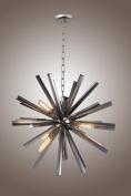 Axis Chandelier Sputnik Lamp Smoke Crystal Bar Orbit Chandelier