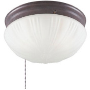 WESTINGHOUSE LIGHTING 67202 2-Light Sienna Ceiling Fixture