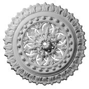 Ekena Millwork CM18SK 47cm OD x 2.9cm ID x 3.8cm Sellek Ceiling Medallion