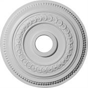 Ekena Millwork CM18OL1 46cm OD x 8.6cm ID x 2.2cm Oldham Ceiling Medallion