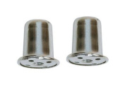Finial Top Hat 2.5cm Nickel Fin