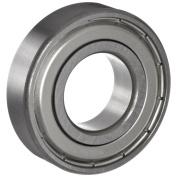 R6ZZ Shielded Ball Bearing 1cm Bore, 2.2cm OD, 0.7cm Width