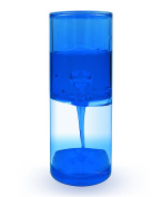 Giant Sensory OOZE Tube Liquid Timer 20cm x 8cm Blue / Red By Playlearn