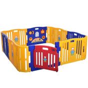 baby playpen kids safety play centre yard home indoor outdoor new pen by scream store
