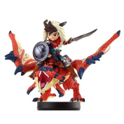 amiibo one-eyed Dragon lioleus variety & rider (boys) Monster Hunter stories