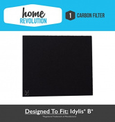 Idylis B Home Revolution Brand Replacement Carbon Filter; Fits Idylis B, . Part # IAF-H-100B, 302656