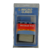 DVC 473960 Royal, Dirt Devil F13 Hepa Filter