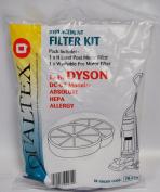 Dyson DC-07 HEPA Replacement Filter Kit 1 HEPA 1 Pre Motor FIL279