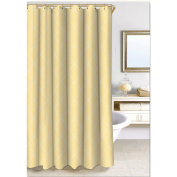 Homewear Wellington Shower Curtain Collection, Yellow