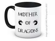 Mother of Dragons - Game of Thrones Daenerys Targaryen - High Quality Coffee Tea Mug