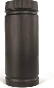 Sure-Temp Premium 266086 Double Wall Adjustable Length Smoke Pipe, 15cm x 30cm - 46cm