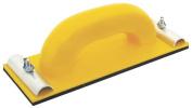 Homax 12 Heavy Duty Block Sander, 11 X 7.6cm - 0.6cm , Plastic, Yellow