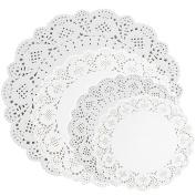 Cuisine Elegance Paper Lace Doilies