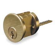 KABA ILCO 7015SC8-03-KD Lockset Cylinder, Rim Cylinder, Commercial