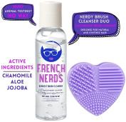 French Nerds Nerdy Brush Cleanser