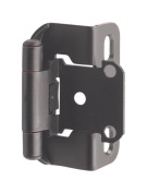 Amerock Hinge 1.3cm Partial Wrap Self-Closing Oil Rubbed Bronze Card 2