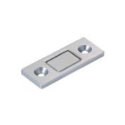 Sugatsune MC-159 Thin Magnetic Catch - Nickel