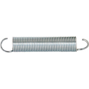 Prime-Line Extension Spring 0.1cm X 1.1cm X 5.1cm - 1.3cm Steel Polybag Of 2