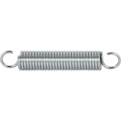 Prime-Line Extension Spring 0.09cm X 0.6cm X 2.5cm - 1.3cm Steel Polybag Of 2
