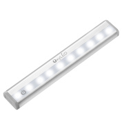 OxyLED T-02 LED Touch Light Dimmable Touch Control Night Light Bar| Touch Sensor Wireless Battery-powered Under-Cabinet Light / Closet Light