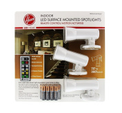 Hoover Indoor LED Surface Mounted Spotlights