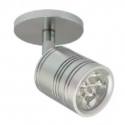 Brightsky 5W Warm White LED Spotlight Ceiling Lamp Bulb Surface Mounted Wall DownLigt Ac85-265v