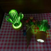 LED Light ,Lavany® Decorative Party LED Bedroom Cartoon Cactus Table Night Light