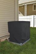 Air Conditioning System Unit YORK MODEL YFE30B21S Waterproof Black Nylon Cover By Comp Bind Technology Dimensions 90cm W x 80cm D x 100cm H