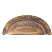Bosetti Marella 100283 Vintage 6.4cm Centre to Centre Cup Cabinet Pull