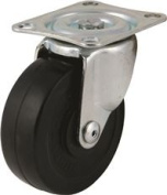 INDUSTRIAL SWIVEL CASTER, 5.1cm .