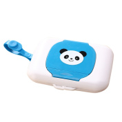Fanxing Paper Package Baby Travel Wipe Case Child Wet Wipes Box Changing Dispenser Storage Holder