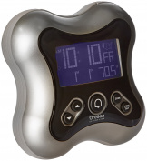 Oregon Scientific Projection Clock w/ Indoor Thermometer RM331P - White