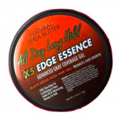 All Day Long Edge gel - X5 Natural SheaButter (Mega Hold) 120ml