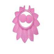 SPHTOEO Adjustable Baby Kid Safe Shower Bath Wash Hair Sunshade Shield Cap Shampoo Visor Leaf Shape