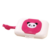 Sandistore On-the-Go Snug Seal Baby Wipes Case Changing Dispenser Storage