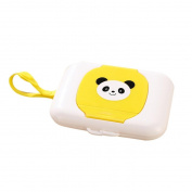ZLOSKW Baby Travel Wipe Case Child Wet Wipes Warmer Changing Dispenser Storage Holder