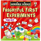 """Galt Toys """"Horrible Science"""" Frightful First Experiment Kit"""