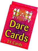 Hen Party Dare Cards Pack - Girls Night Fun Truth Dare Drinking Game