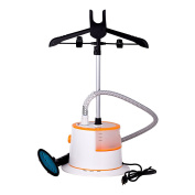 CO-Z 1.5L Water Tank Fabric 35s Fast Steaming Garment Clothes Stand Steamer with Garment Hanger and Fabric Brush