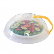 WensLTD Microwave Hover Anti-Sputtering Cover Food Splatter Guard