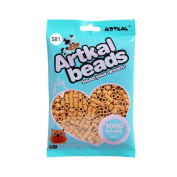 Artkal Fuse Beads Brown Colour Set 1000 Count bag Craft Beads