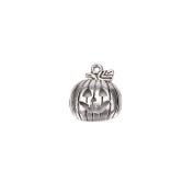 SQingYu 10pcs Halloween Pumpkin Beads 1816mm Spacer Beads DIY Crafts