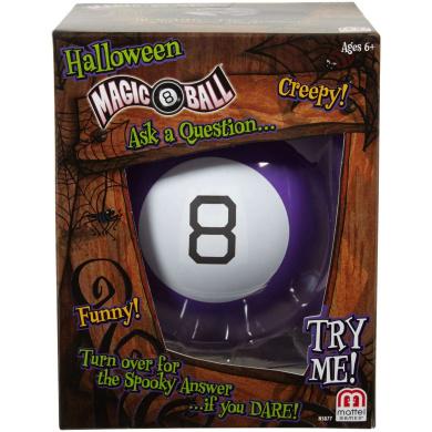 Magic 8 Ball Halloween