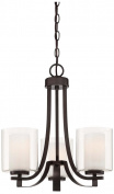 Minka Lavery 4103-172 Three Light Chandelier