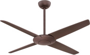 Minka-Aire F738-ORB, Pancake, 130cm Ceiling Fan with Remote Control, Pancake