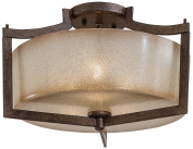Minka Lavery 8718-91 Two Light Wall Mount