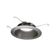 Halo Recessed 693SNB 15cm LED Baffle Recessed Lighting Trim