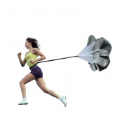 Resistance Parachute Physport 140cm Running Parachute for Power Speed