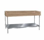 Advance Tabco Bakers Prep Table 120cm - BG-304