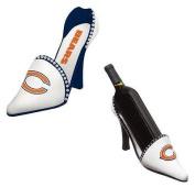 Chicago Bears Decorative Wine Bottle Holder - Shoe